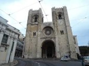 リスボンのカテドラル