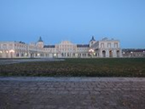 アランフェスの王宮
