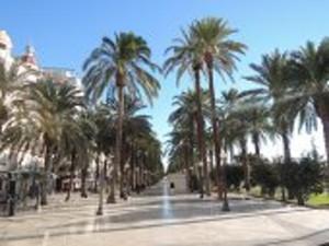 スペイン遊歩道